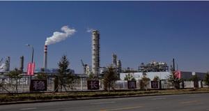 中石油天津某石油化工项目