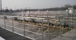 内蒙某热电厂中水岛项目